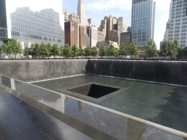 The World Trade Centre Memorial