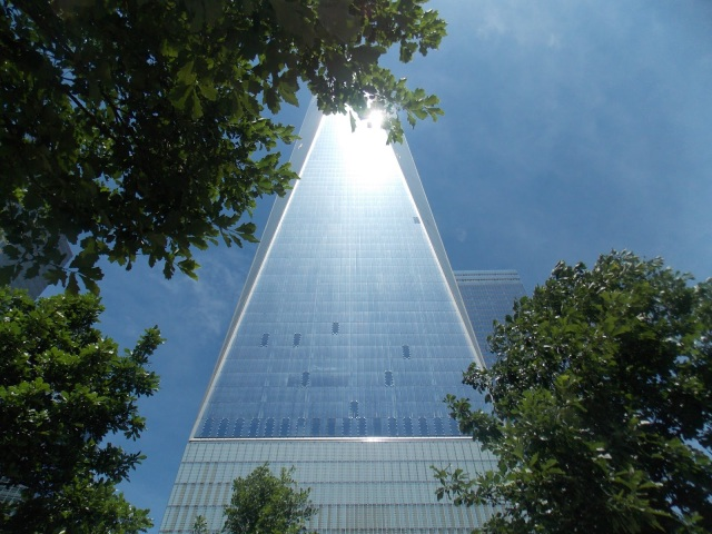 The New World Trade Centre
