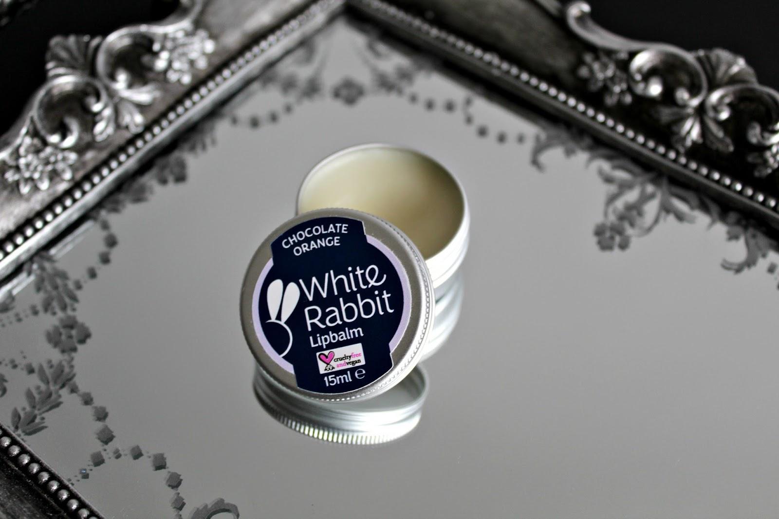 White Rabbit Lip Balm