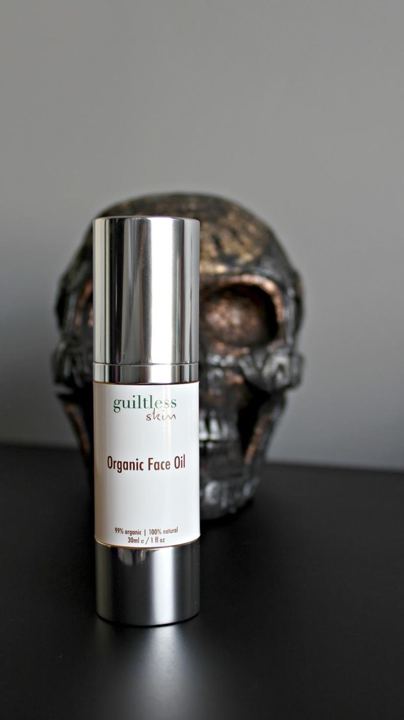 Guiltless Skin Face Oil