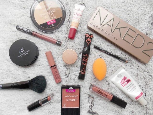 Foundation Less MakeUp