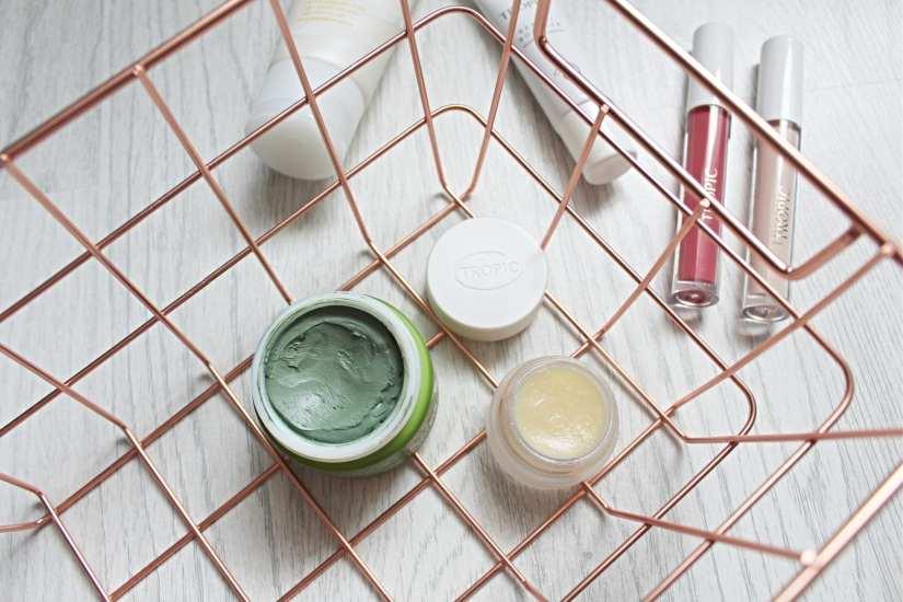Tropic Skincare Mask & Lip Fudge