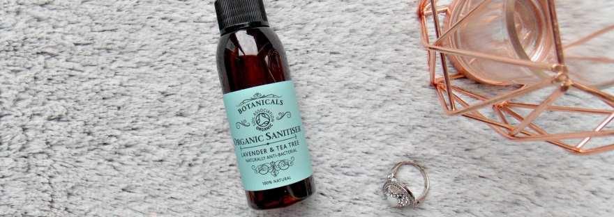 Botanicals Organic Sanitiser