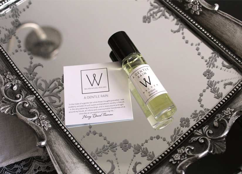 Walden A Gentle Rain Perfume Oil