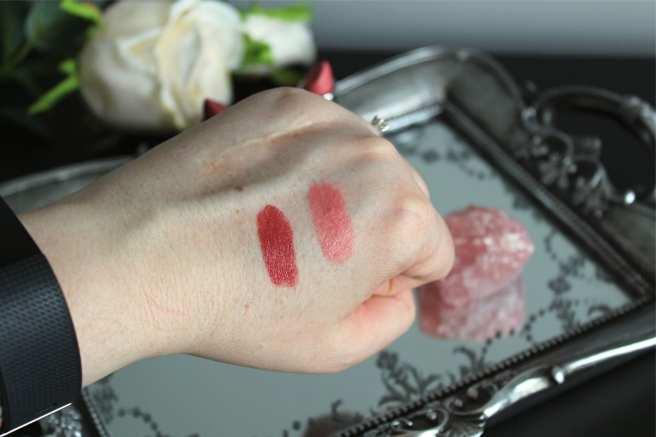 Ere Perez Olive Oil Lipstick Swatches