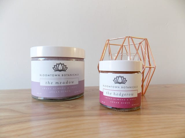 Bloomtown Botanicals Sugar Scrubs
