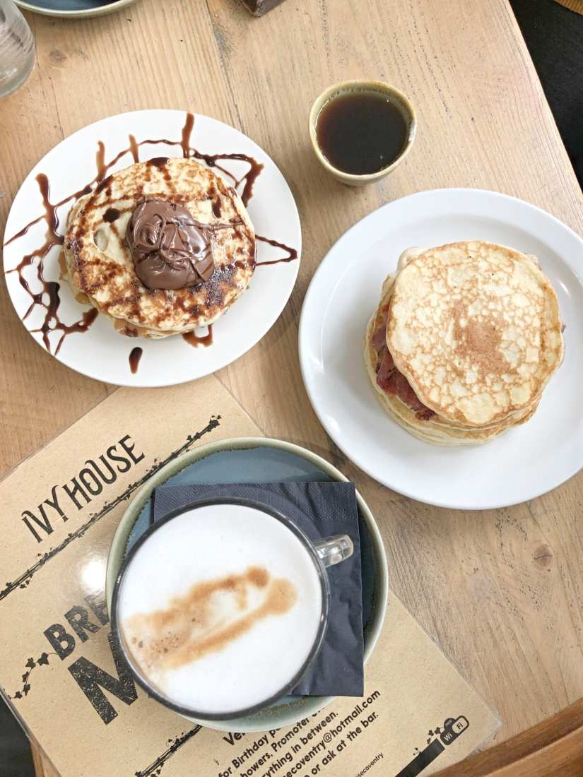 Ivy House Pancakes