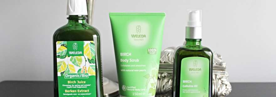 Weleda Birch Products