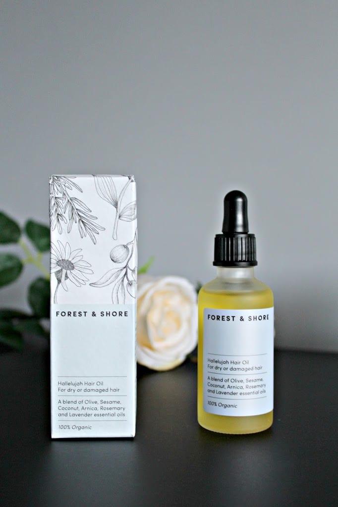 Forest & Shore Hallelujah Hair Oil