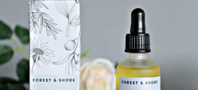 Forest & Shore Hallelujah Hair Oil