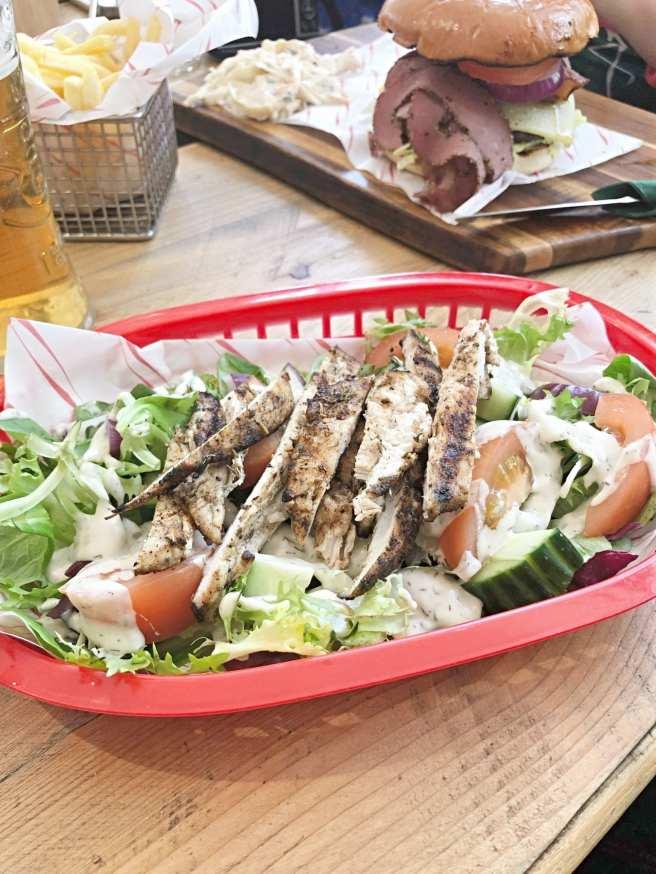 Ivy House Chicken Salad