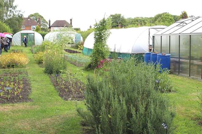 Weleda Insight Day Gardens