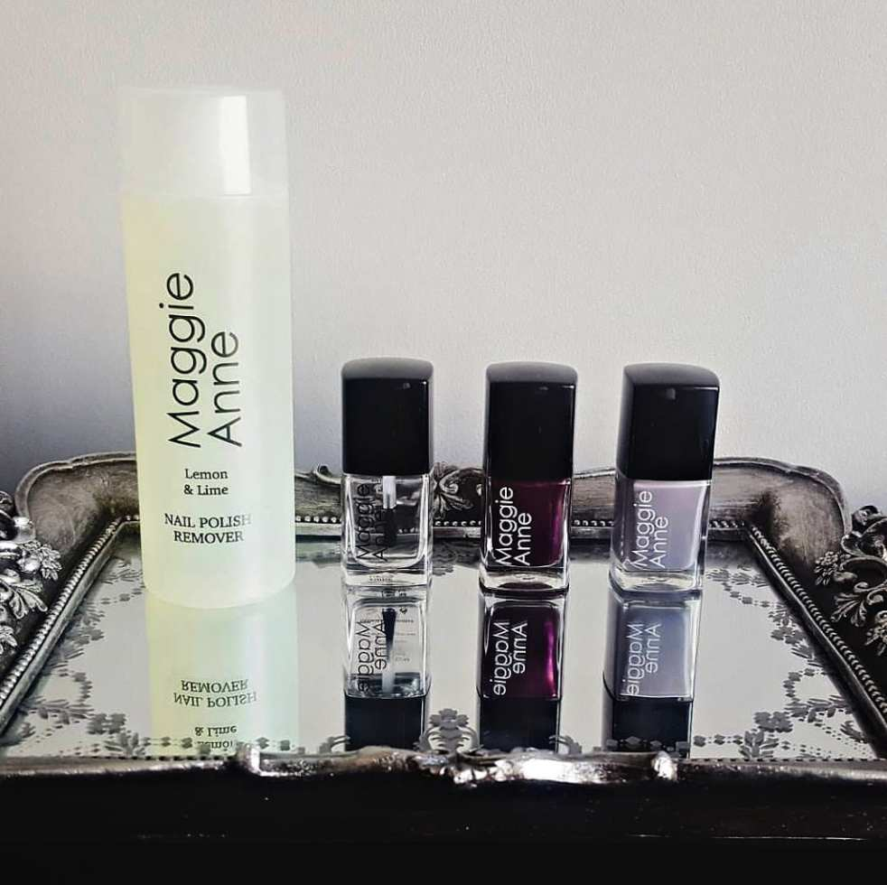 Maggie Anne Nail Polish and Remover