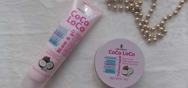Lee Stafford Coco Loco Balm