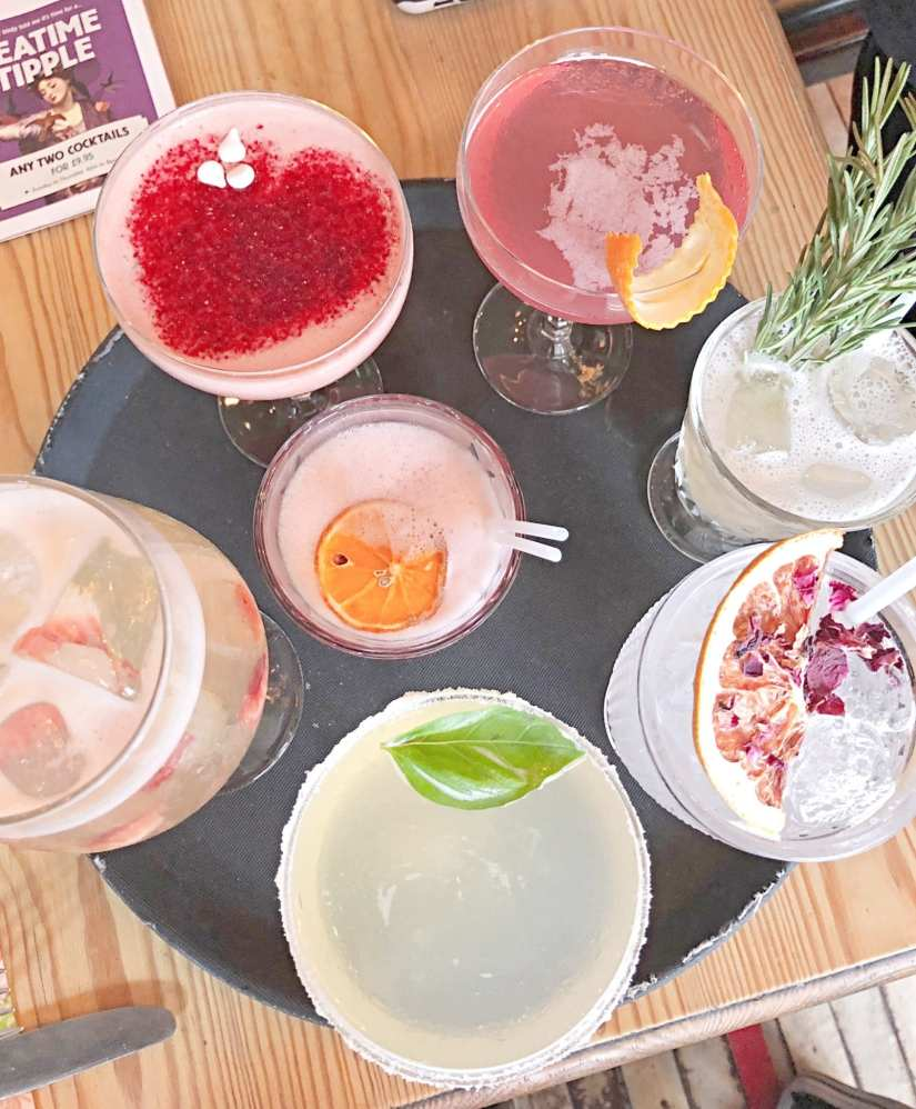 Cosy Club Cocktails