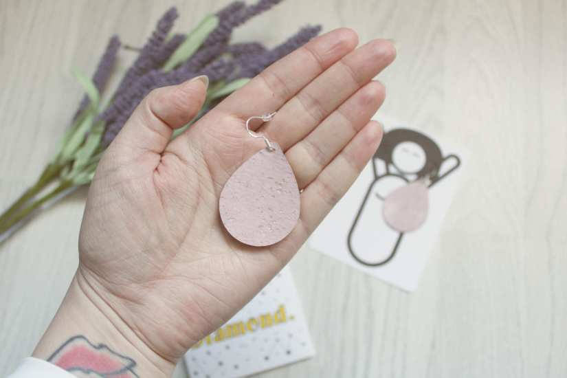 TT's Studio Blush Earrings