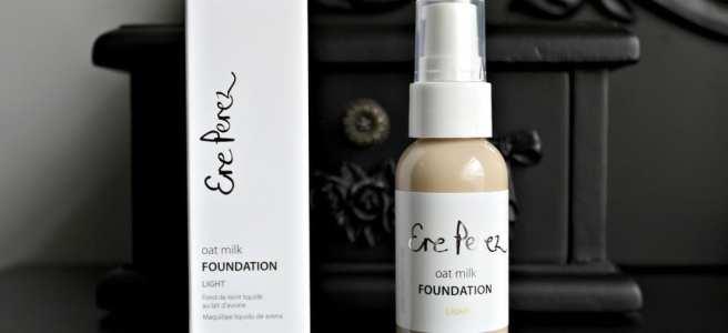 Ere Perez Oat Milk Foundation