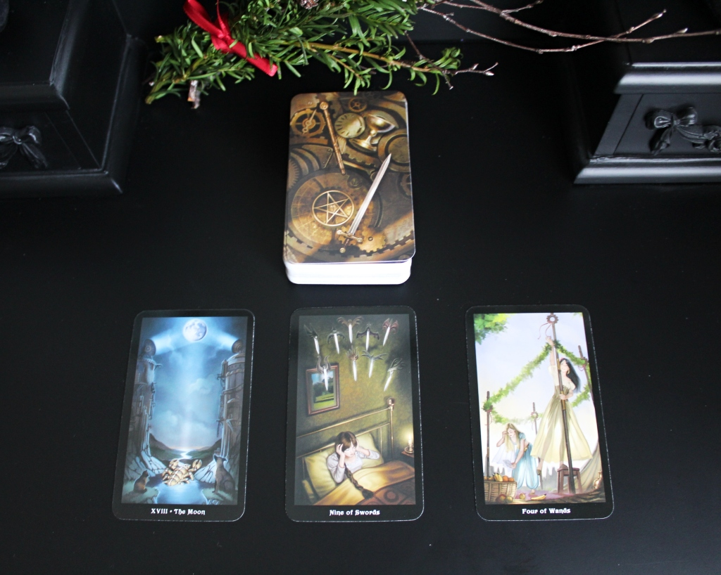 New Year Tarot Spread